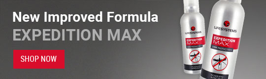 New Improved Formula - MAX DEET