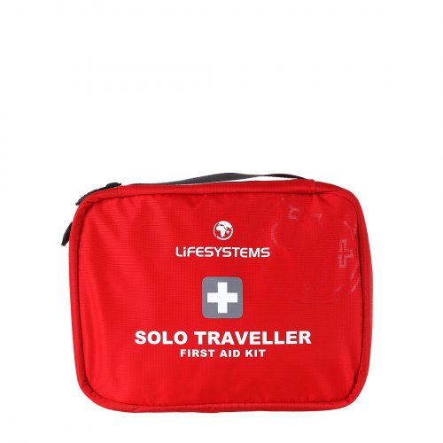Solo Traveller First Aid Kit (UK Kit)