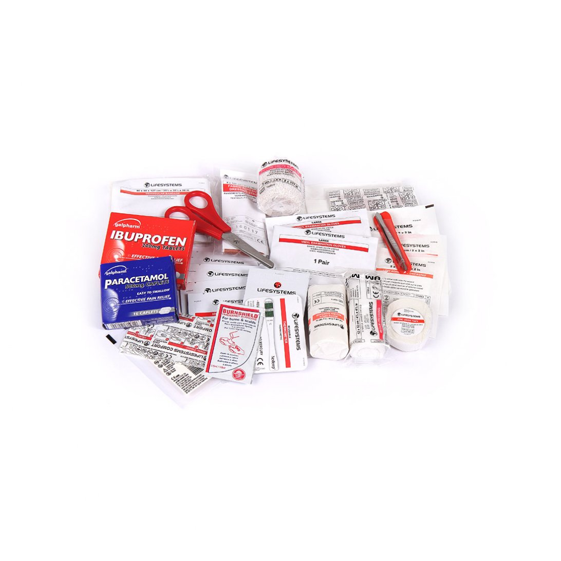 Explorer First Aid Kit UK Content