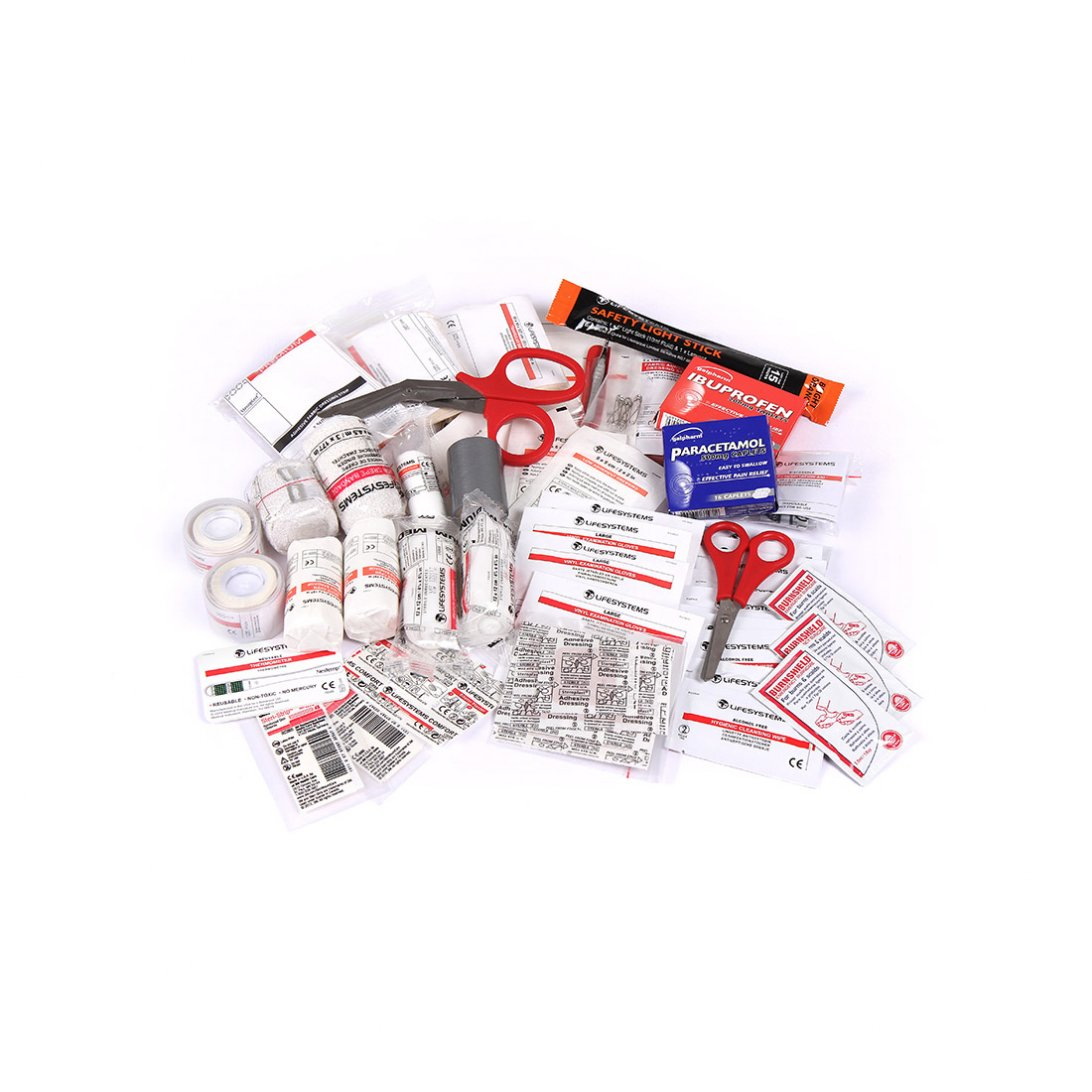 Mountain Leader First Aid Kit UK Content