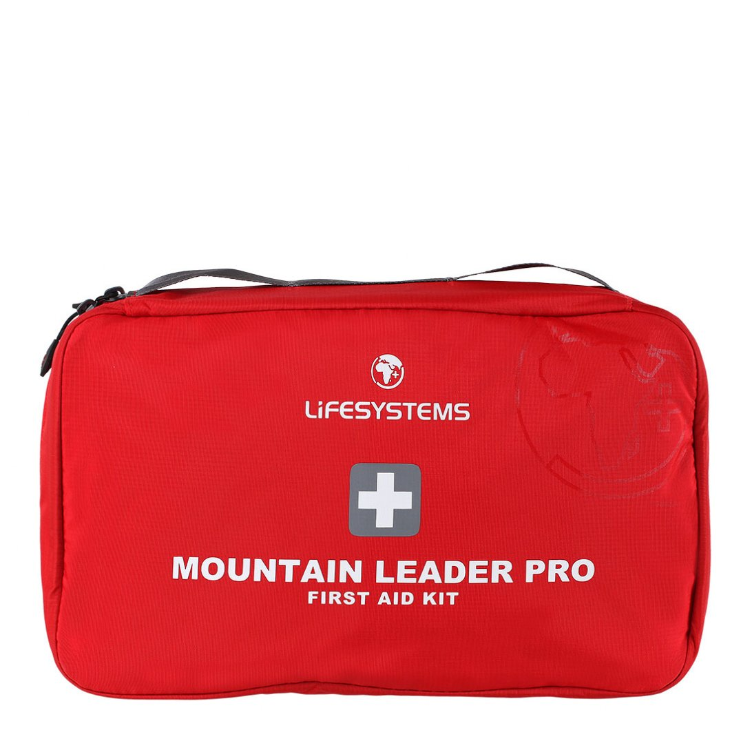 Red mountain leader pro first aid kit