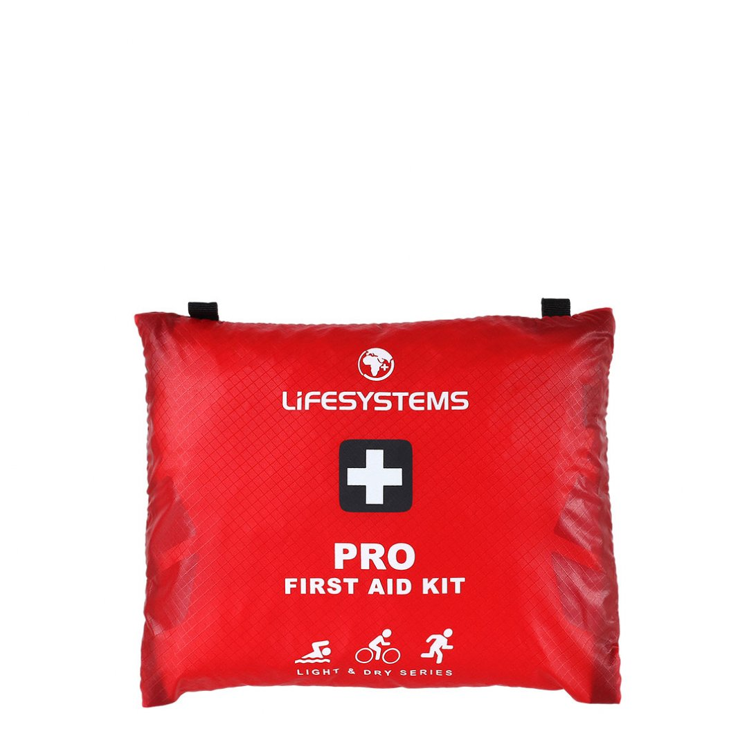 Red light and dry first aid kit