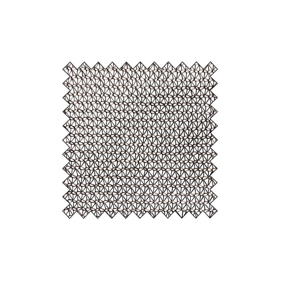 Double bed bug sheet black mesh netting