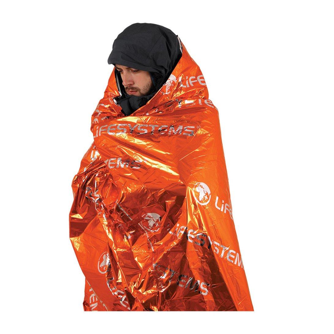 Orange thermal bag