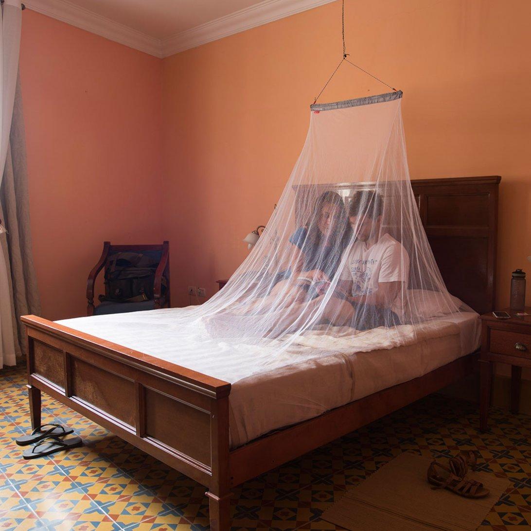MicroNet Double Mosquito Net