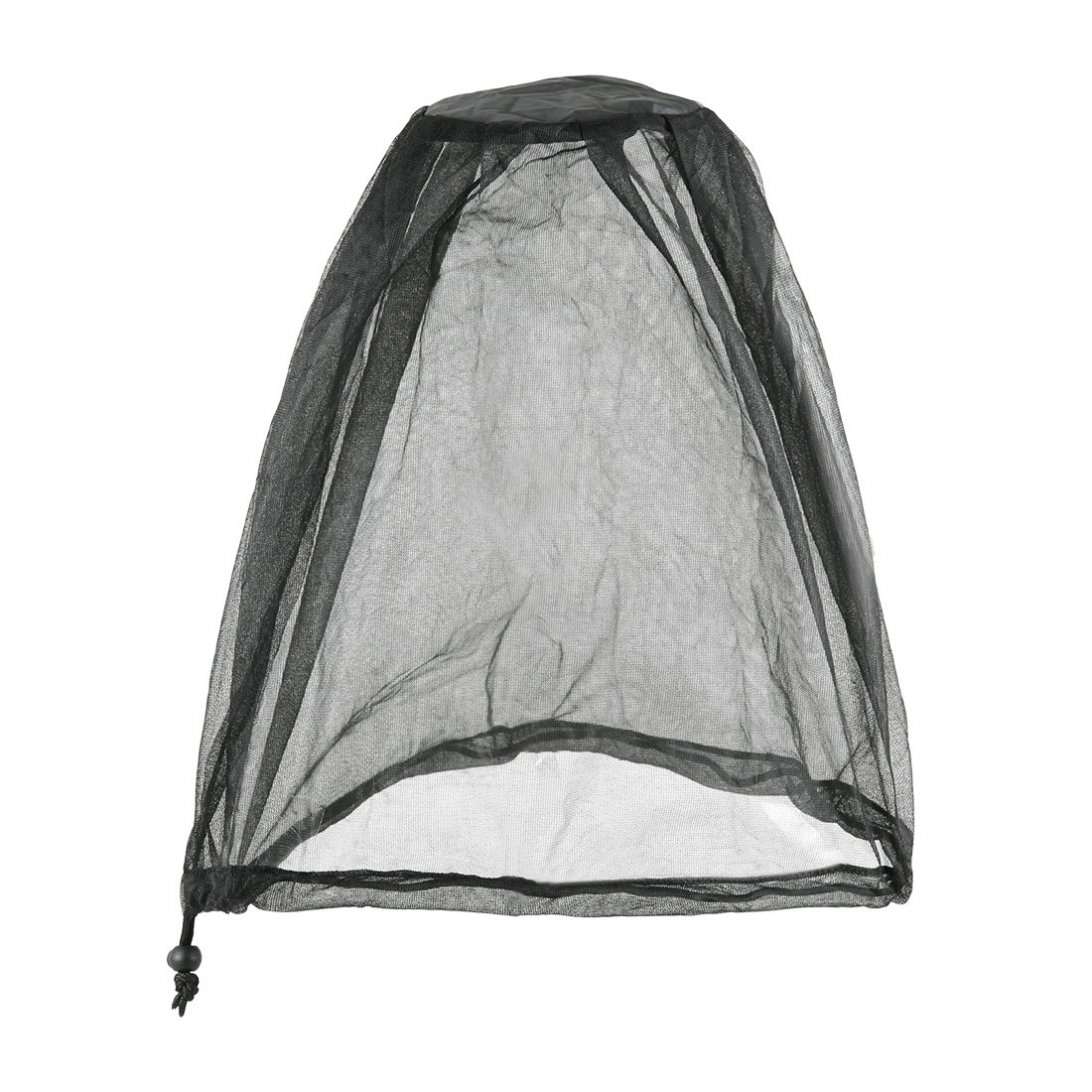 Mesh mosquito and midge head net