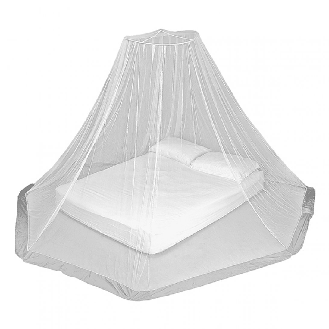 Mosquito net for bed with hoop hanging