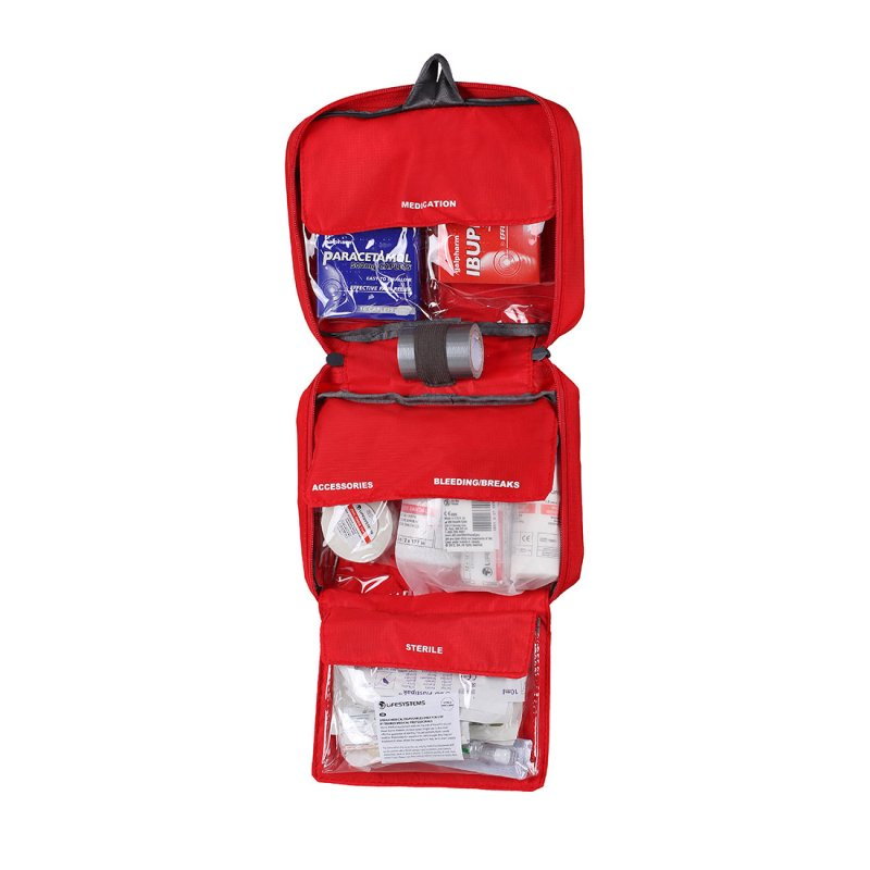 Solo Traveller First Aid Kit