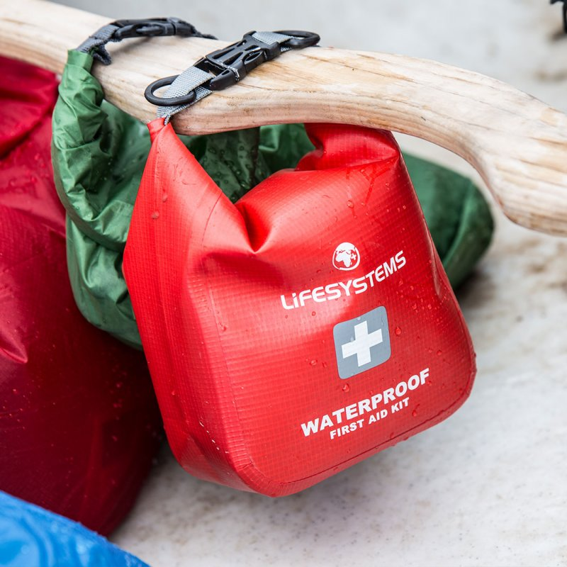 Waterproof First Aid Kit Lifestyle