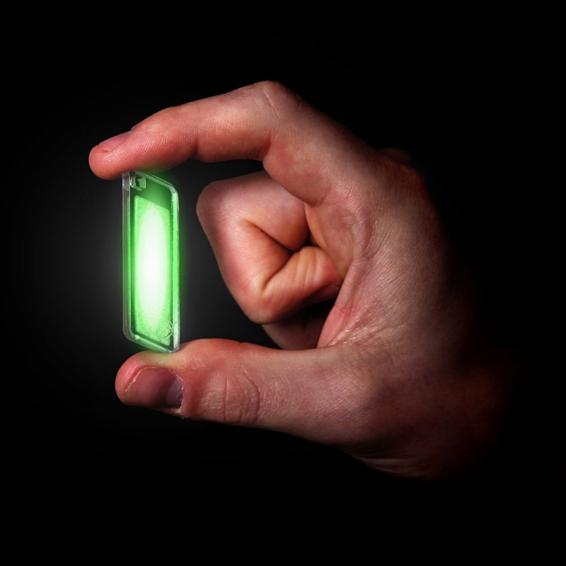 Green glow marker
