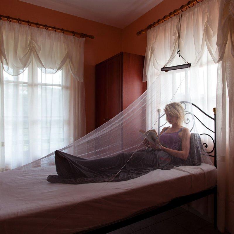 MicroNet Single Mosquito Net