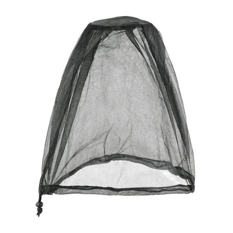 Mesh mosquito and midge head net