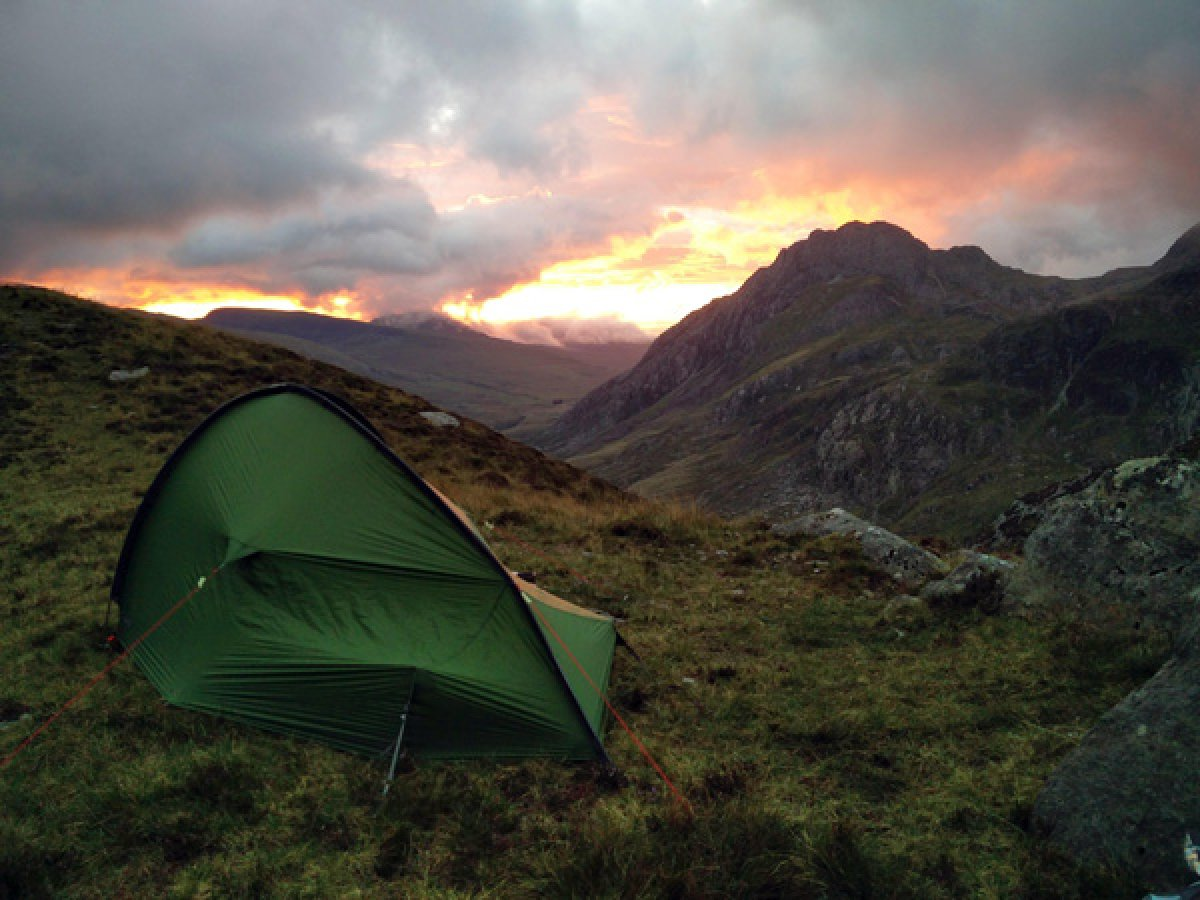 Wild Camping In North Wales Blog Lifesystems